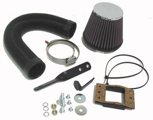 K&N Filter 57-0137 | K&N Fuel Injection Performance Kit (fipk) For Vaux / opel Astra Mkiii 2.0l 8v Calibra 2.0l 8v; 1990-1996