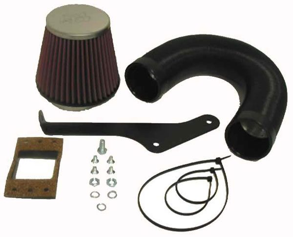 K&N Filter (57-0206) K&N Fuel Injection Performance Kit (fipk) For Bmw 318is M3 4 Cyl 92 On