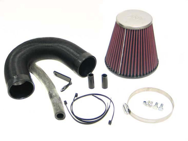 K&N Filter 57-0237 | K&N Fuel Injection Performance Kit (fipk) For Ford Escort 1.4 Cvh Mpi 74bhp On; 1994-1999