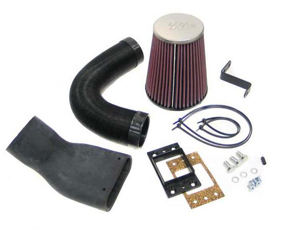 K&N Filter 57-0253 | K&N Fuel Injection Performance Kit (fipk) For Seat Ibiza 2.0 8v 115bhp Sohc On; 1993-1997