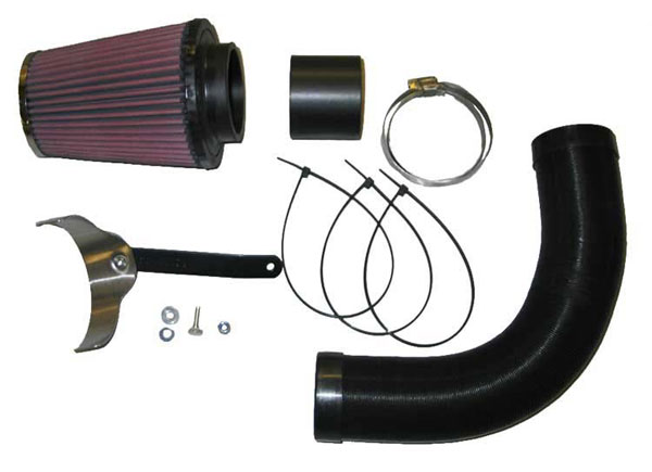 K&N Filter 57-0270-1 | K&N Fuel Injection Performance Kit (fipk) For Vauxhall / opel Astra 1.6l / 1.8l / 2.0l 16v L4; 1998-2005