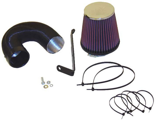 K&N Filter 57-0282: K&N Fuel Injection Performance Kit (fipk) For Audi A4 1.8i T 150bhp 95 On