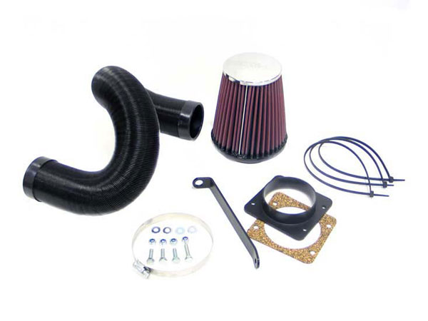 K&N Filter 57-0286 | K&N Fuel Injection Performance Kit (fipk) For Vw Golf 1.6l 4cyl 100bhp; 1997-2000