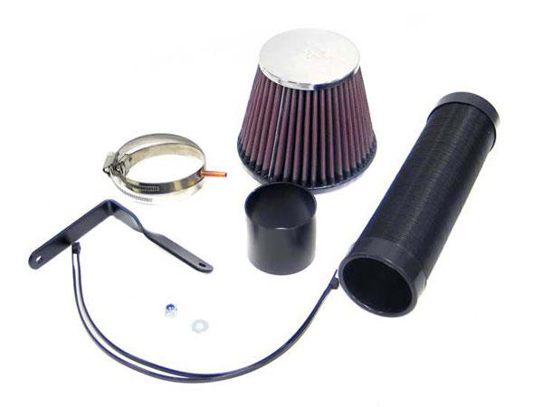 K&N Filter 57-0289 | K&N Fuel Injection Performance Kit (fipk) For Vw Polo 1.3 G40 113bhp; 1987-1994