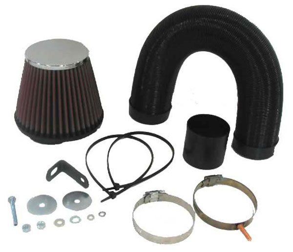 K&N Filter 57-0298 | K&N Fuel Injection Performance Kit (fipk) For Vaux / opel Corsa 1.2l 16v Ecotec; 1993-2000