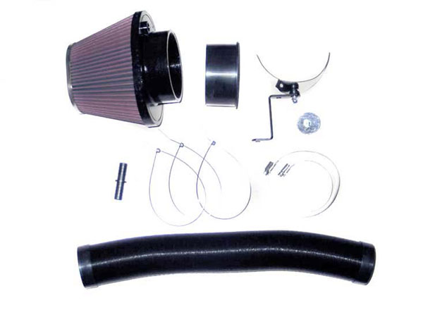 K&N Filter 57-0303-1: K&N Fuel Injection Performance Kit (fipk) For Ford Focus 1 / 4l / 1.6l 16v 74 / 99 Bhp