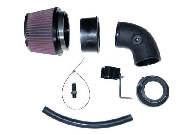 K&N Filter 57-0331-1 | K&N Fuel Injection Performance Kit (fipk) For Bmw Mini One / Cooper 1.6L 16v / 116bhp; 2000-2006