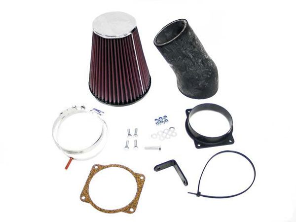 K&N Filter (57-0351) K&N Fuel Injection Performance Kit (fipk) For Subaru Impreza Turbo Wrx / sti 280 Bhp
