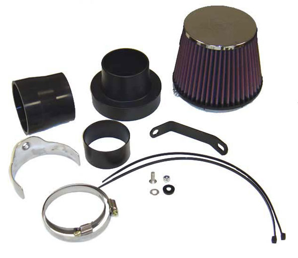 K&N Filter 57-0371 | K&N Fuel Injection Performance Kit (fipk) For Vaux / opel Astra 2.2l 16v Ecotec; 2000-2005