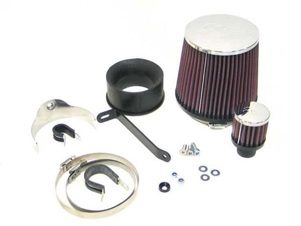 K&N Filter 57-0385 | K&N Fuel Injection Performance Kit (fipk) For Seat Ibiza Cupra 1.8l 20v 4cyl Turbo 156bhp; 1999-2002