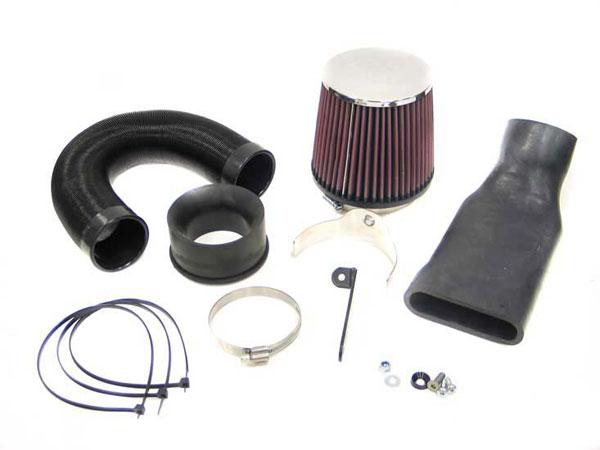 K&N Filter 57-0393 | K&N Fuel Injection Performance Kit (fipk) For Bmw 318i 1.9L 16v 4cyl 118bhp; 1998-2002