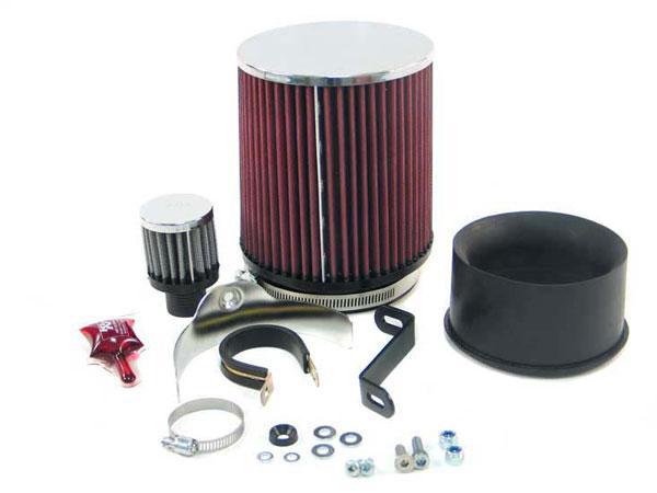 K&N Filter 57-0395 | K&N Fuel Injection Performance Kit (fipk) For Bmw Z3 M-power 3.2L 24v 8cyl 321bhp; 1992-2001