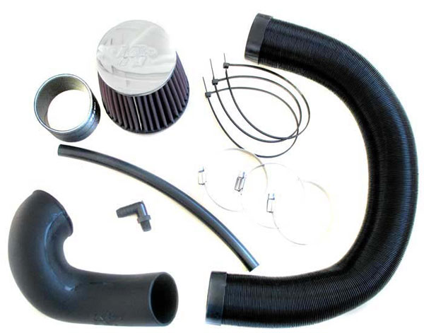 K&N Filter 57-0403 | K&N Fuel Injection Performance Kit (fipk) For Ford Fiesta 1.25l 16v; 1999-2002