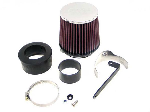 K&N Filter 57-0415 | K&N Fuel Injection Performance Kit (fipk) For Fiat Punto 1.8 16v Hgt 4cyl 129bhp