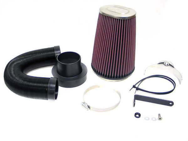 K&N Filter 57-0424: K&N Fuel Injection Performance Kit (fipk) For Honda Civic Sr 1.6l 16v 4cyl Sohc Vtec