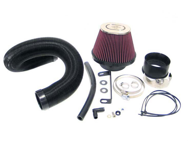 K&N Filter 57-0441: K&N Fuel Injection Performance Kit (fipk) For Ford Focus St170 2.0l 16v L4 Mpi 170bhp