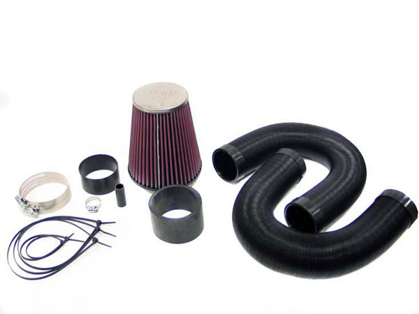 K&N Filter 57-0445 | K&N Fuel Injection Performance Kit (fipk) For Renault Megane 2.0l 16v L4 150bhp; 1996-1999