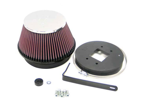 K&N Filter 57-0447 | K&N Fuel Injection Performance Kit (fipk) For Mazda Mx-3 1.6l 16v L4 88bhp