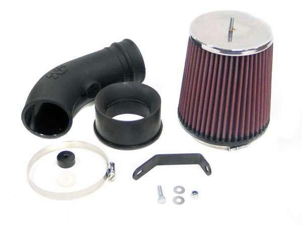 K&N Filter 57-0450 | K&N Fuel Injection Performance Kit (fipk) For Honda Prelude 2.2l 16v Dohc Vtec Mpi L4 183bhp; 1992-1996