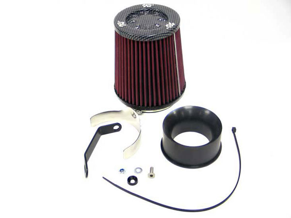K&N Filter 57-0453 | K&N Fuel Injection Performance Kit (fipk) For Vaux / opel Vectra 2.2l 16v Dohc L4 145bhp; 2002-2009