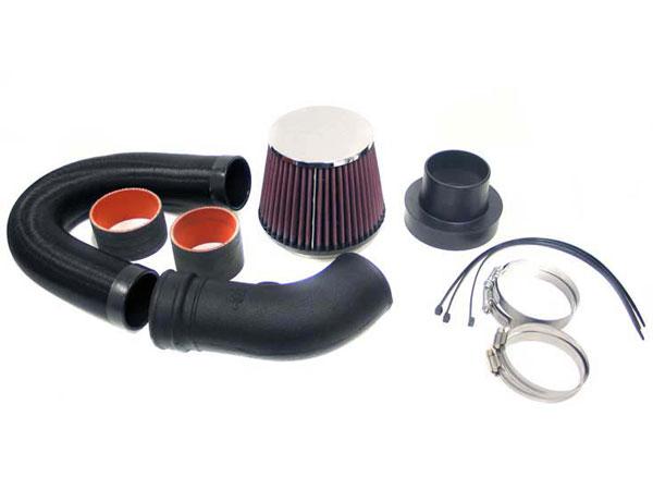 K&N Filter 57-0457 | K&N Fuel Injection Performance Kit (fipk) For Hyundai Coupe 2.0l 16v Dohc Mpi L4 137bhp; 2002-2004