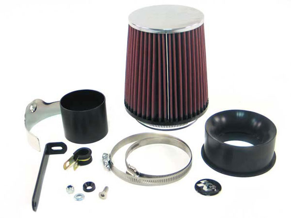 K&N Filter 57-0463: K&N Fuel Injection Performance Kit (fipk) For Bmw Mini Cooper S 1.6l L4 16v Supercharge 163bhp