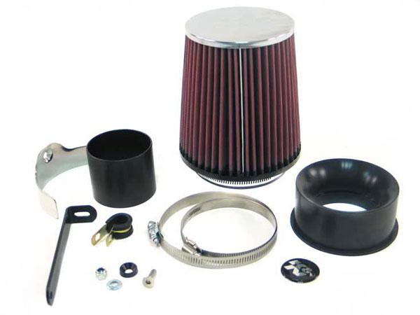 K&N Filter 57-0463 | K&N Fuel Injection Performance Kit (fipk) For Bmw Mini Cooper S 1.6l L4 16v Supercharge 163bhp; 2002-2006