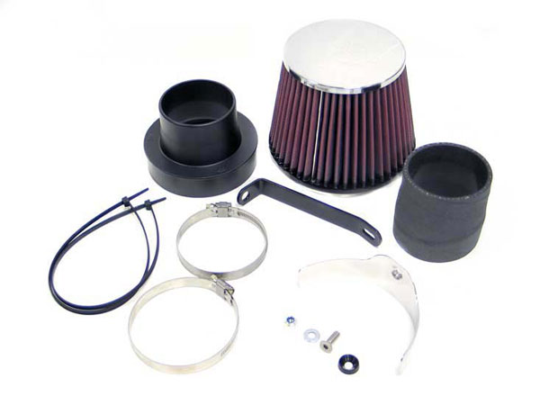 K&N Filter 57-0465 | K&N Fuel Injection Performance Kit (fipk) For Vaux / opel Corsa 1.8l 16v L4 123bhp; 2000-2006