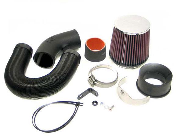 K&N Filter 57-0472   K&N Fuel Injection Performance Kit (fipk) For Mercedes Clk200 2.0l 16v L4 136bhp; 1996-2002