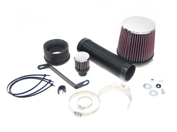 K&N Filter 57-0475 | K&N Fuel Injection Performance Kit (fipk) For Seat Leon 1.8l 20v Turbo L4 180bhp; 1999-2005