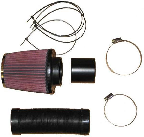 K&N Filter 57-0509 | K&N Fuel Injection Performance Kit (fipk) For Peugeot 306 1.9l Td L4 Ohc 92bhp