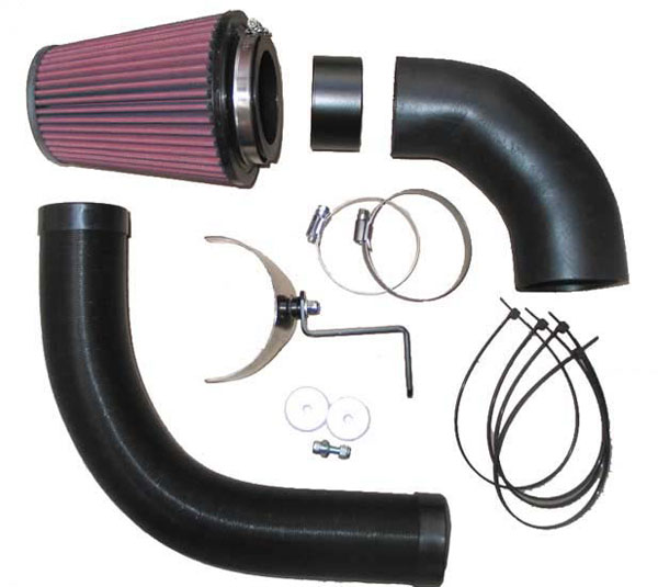 K&N Filter 57-0512: K&N Fuel Injection Performance Kit (fipk) For Citroen C3 1.4l Hdi L4 Ohc 70bhp
