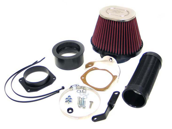 K&N Filter 57-0514 | K&N Fuel Injection Performance Kit (fipk) For Audi A4 1.8l L4 125 Bhp