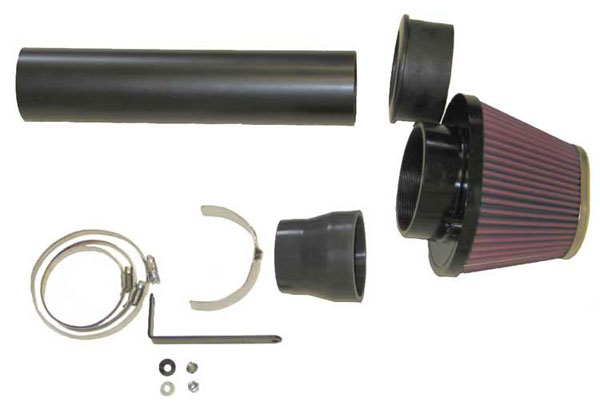 K&N Filter (57-0516) K&N Fuel Injection Performance Kit (fipk) For Peugeot 307 2.0l L4 16v 138bhp