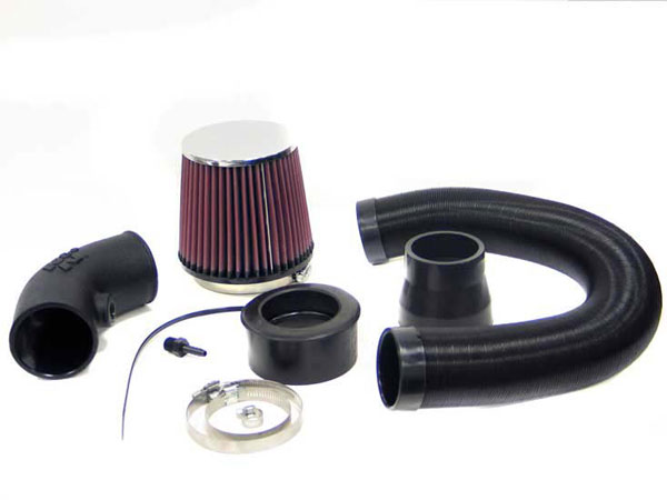 K&N Filter 57-0520 | K&N Fuel Injection Performance Kit (fipk) For Hyundai Accent 1.5l L4 16v 102bhp