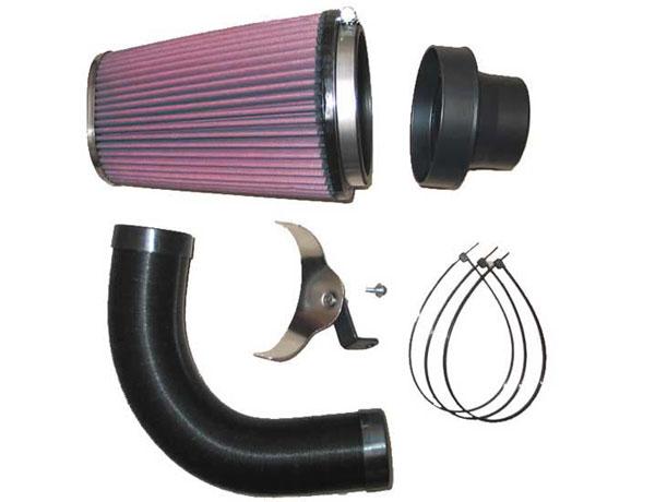 K&N Filter 57-0524 | K&N Fuel Injection Performance Kit (fipk) For Honda Civic 1.4l Ohc L4 (d14a8 Eng) 89bhp