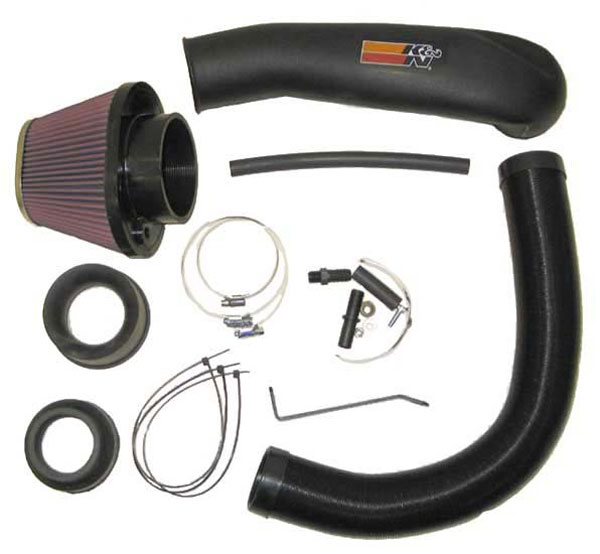 K&N Filter 57-0527: K&N Fuel Injection Performance Kit (fipk) For Honda Civic Coupe Ls 1.6l Ohc L4 103bhp (d16y7 Eng)