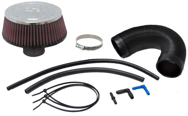 K&N Filter 57-0530 | K&N Fuel Injection Performance Kit (fipk) For Volkswagen Polo 1.2l 12v L3 65bhp; 2001-2008