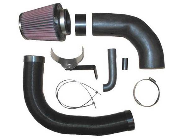 K&N Filter 57-0531 | K&N Fuel Injection Performance Kit (fipk) For Citroen C2 1.1L / 1.4L L4 / 75bhp; 2002-2010
