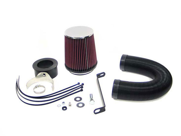 K&N Filter 57-0542 | K&N Fuel Injection Performance Kit (fipk) For Seat Ibiza 2.0l 8v L4 115bhp; 2003-2005