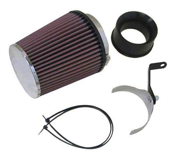 K&N Filter 57-0545 | K&N Fuel Injection Performance Kit (fipk) For Vaux / opel Signum 2.2l 16v L4 143bhp; 2003-2008