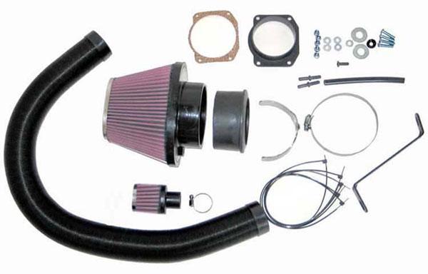 K&N Filter 57-0548 | K&N Fuel Injection Performance Kit (fipk) For Volkswagen Beetle 1.6l 8v L4 102bhp; 2000-2007
