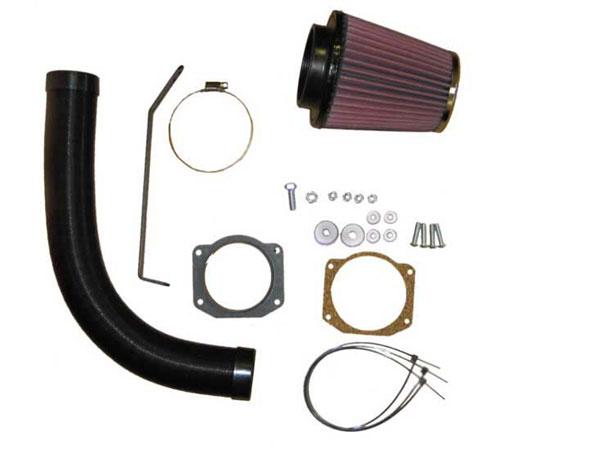 K&N Filter 57-0549 | K&N Fuel Injection Performance Kit (fipk) For Seat Ibiza 1.6l 8v L4 100bhp; 1999-2002