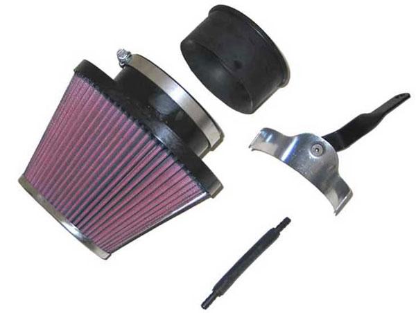 K&N Filter 57-0551 | K&N Fuel Injection Performance Kit (fipk) For Audi A4 2.5l Tdi V6 155 / 163 / 180bhp; 2000-2004