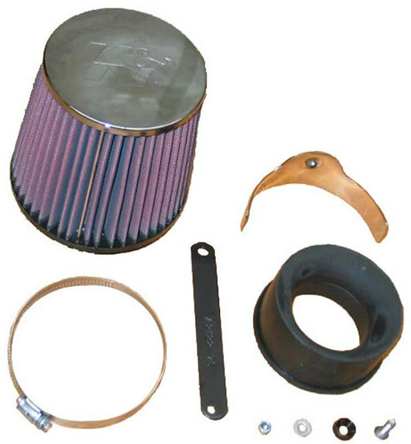 K&N Filter 57-0565 | K&N Fuel Injection Performance Kit (fipk) For Volkswagen Transporter 2.5L L5 Tdi 103bhp; 1995-2003