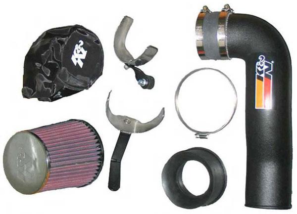 K&N Filter 57-0567   K&N Fuel Injection Performance Kit (fipk) For Alfa Romeo 156 2.0L L4 16v Jts 165bhp; 2002-2006