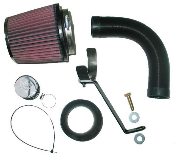 K&N Filter 57-0569 | K&N Fuel Injection Performance Kit (fipk) For Seat Ibiza 1.8t L4 150bhp; 2003-2009