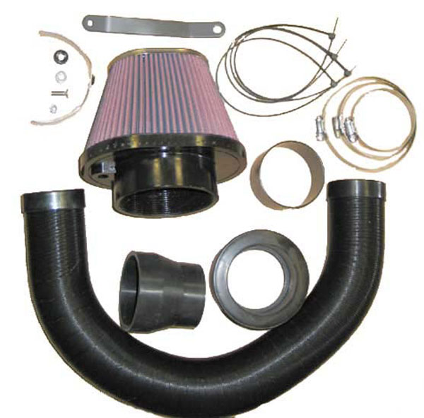 K&N Filter 57-0571 | K&N Fuel Injection Performance Kit (fipk) For Mazda 323f; 1.5l L4 89bhp; 1994-1998
