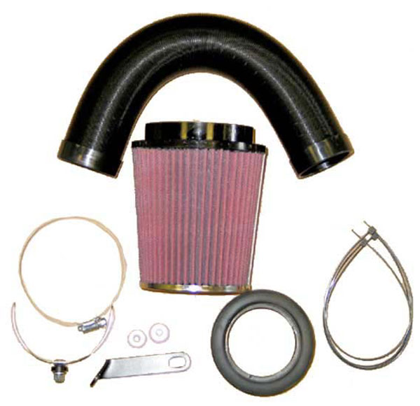 K&N Filter 57-0585   K&N Fuel Injection Performance Kit (fipk) For Vauxhall Corsa 1.3l 16v Cdti L4 70bhp; 2003-2010