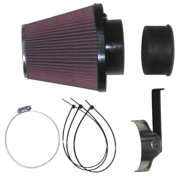 K&N Filter 57-0586 | K&N Fuel Injection Performance Kit (fipk) For Vauxhall / opel Vectra Dti 2.2l 16v L4 123bhp